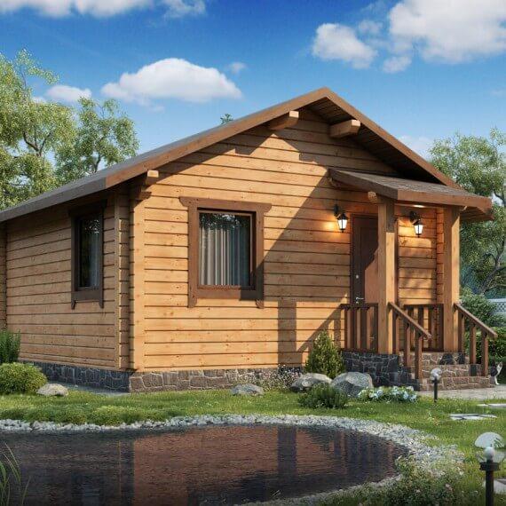 Технологии изготовления дома из деревянных материалов