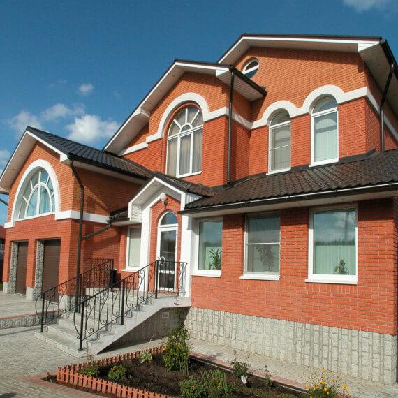 Как рассчитать стоимость небольшого дома из кирпича?