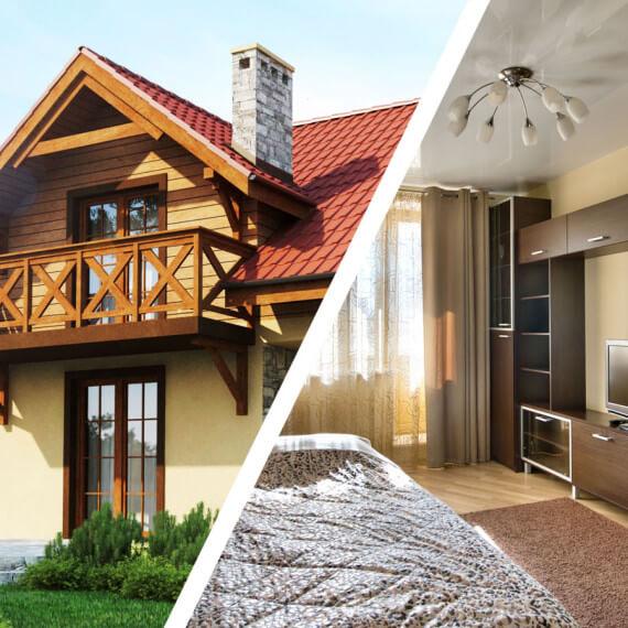Купить квартиру или построить дом под ключ — что выбрать?