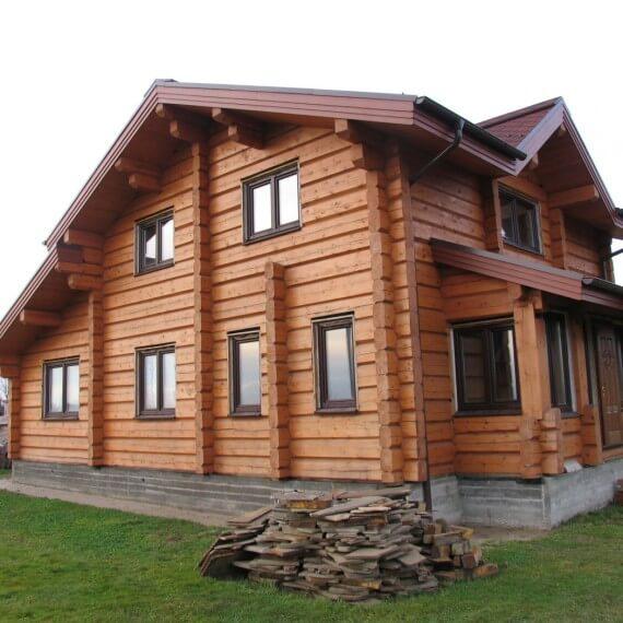 Компании по строительству домов из дерева: выбрать и не прогадать