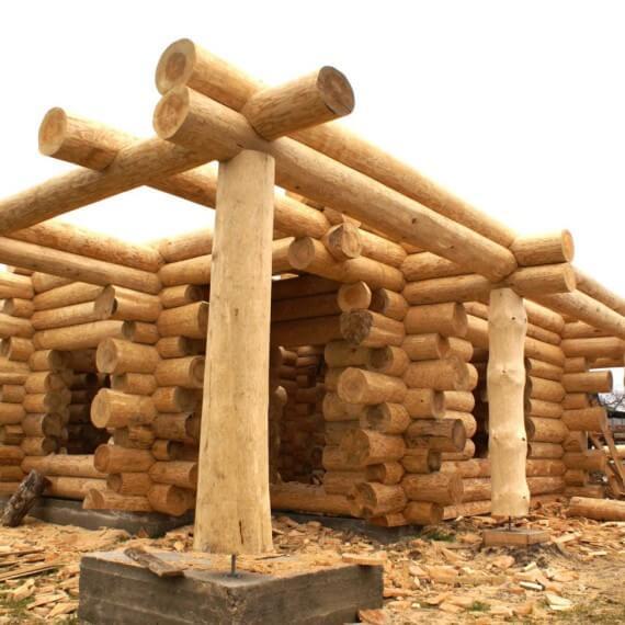 Расценки на строительство деревянных домов
