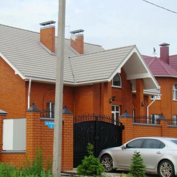 Выбрать кирпич для строительства дома?