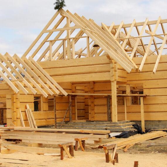 Строительство деревянных домов. Проблемы и их решение
