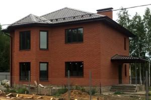 Строительство дома из силикатного кирпича