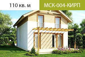 ПРОЕКТ МСК-004-КИРП