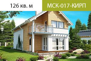 ПРОЕКТ МСК-017-КИРП