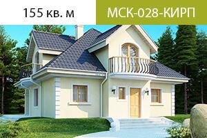 ПРОЕКТ МСК-028-КИРП