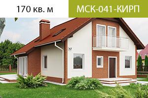 ПРОЕКТ МСК-041-КИРП