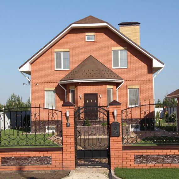 Готовые кирпичные дома под ключ: в чем выгода?