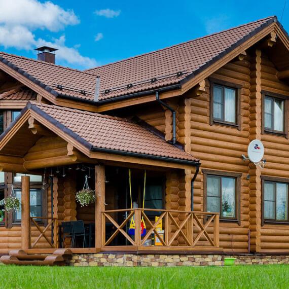Закажите деревянный дом мечты!
