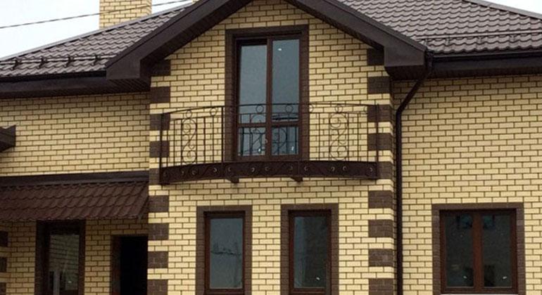 Строительство дома в Озерной долине