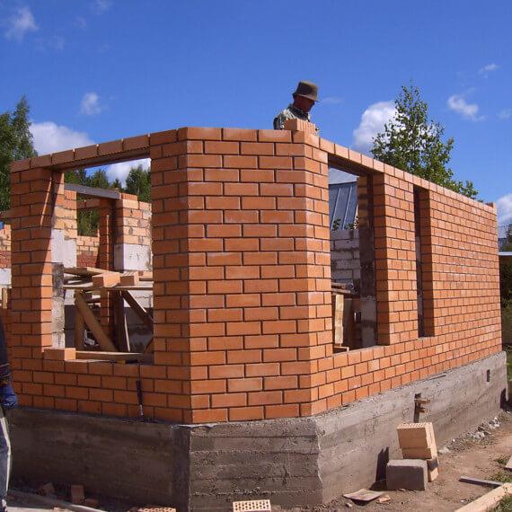 Как составить смету на строительство кирпичного дома?