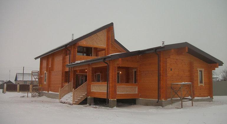 Строительство нового дома в Тетюши