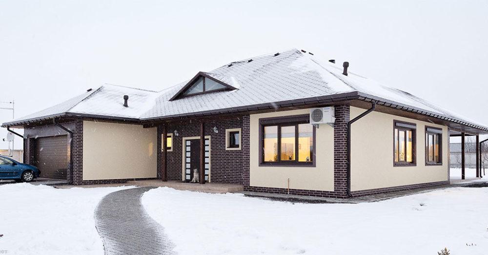 Стройка дома под ключ