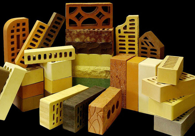 Кирпич — популярный строительный материал