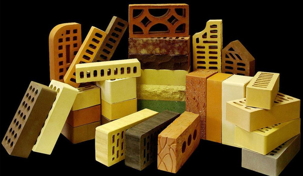 Кирпич – популярный строительный материал